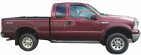 2006 Ford F250 XLT Supercab 4X4
